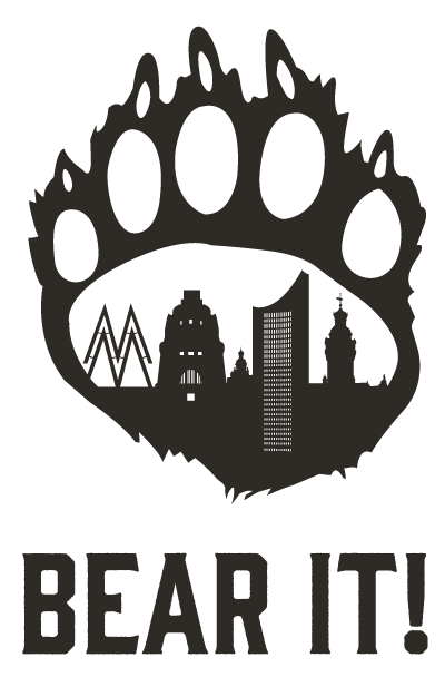 BEAR IT! Logo
