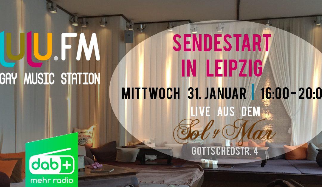 Start lulu.fm in Leipzig