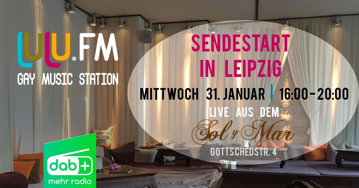 Start Lulufm In Leipzig 012018 Leipzig Bären