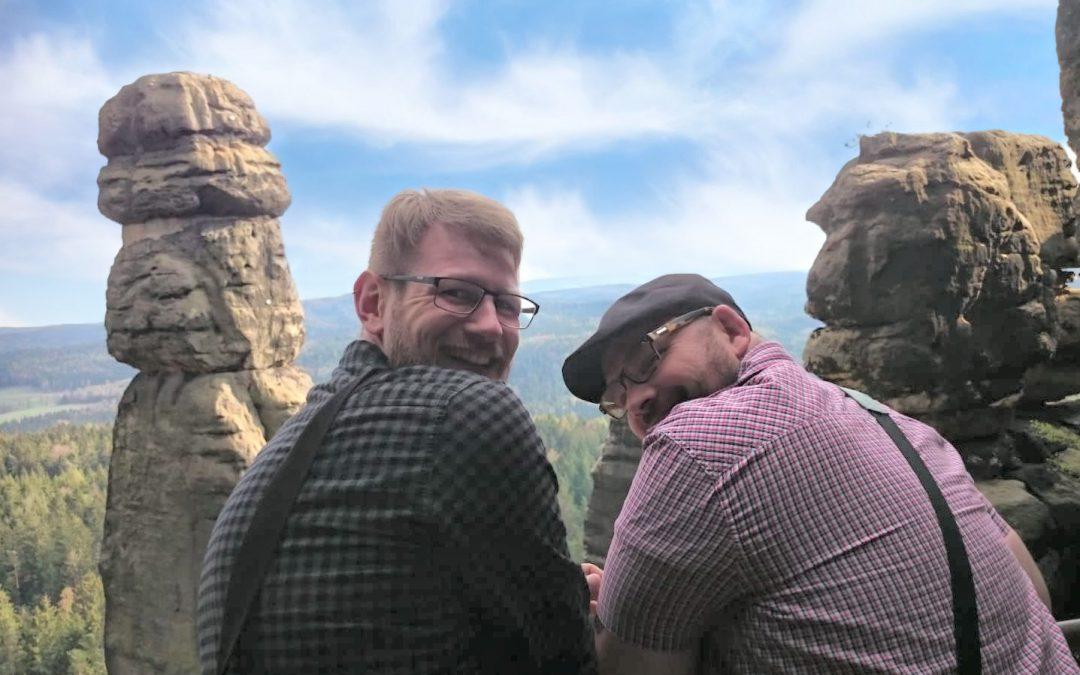 Ausflug sächsische Schweiz vom 12. bis 14. April 2019