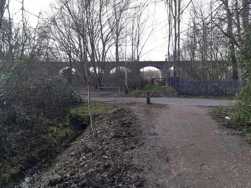 Spaziergang durch Leipzig Sellerhausen