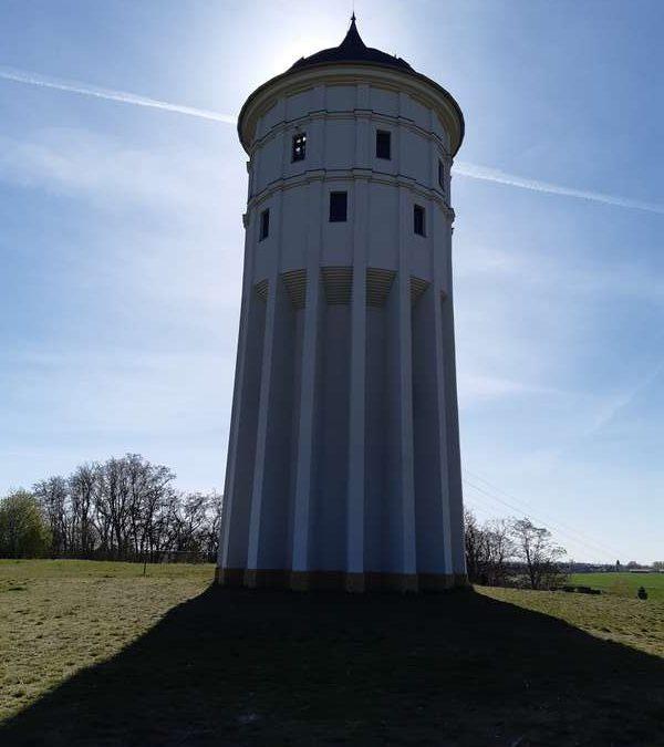 Spaziergang zum Wasserturm Rückmarsdorf