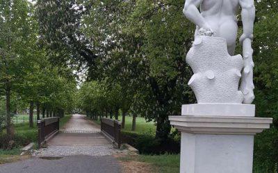 Wanderung durch Leipzig Leutzsch